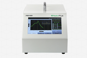 FRD1600 : 연구용 라돈 자동 측정기