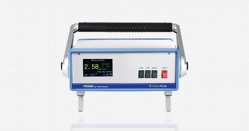 FRD800_radon_detector