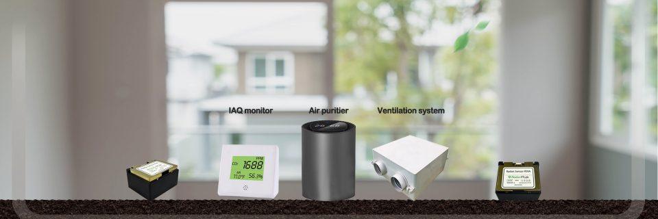 Radon Sensor RS9A